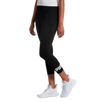 ESS 3/4 LOGO LEGGINGS